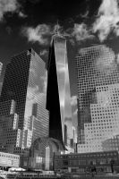One World Trade Center by EarthChrome