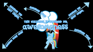 Wallpaper Of Awesomeness - Wallpaper by GuruGrendo