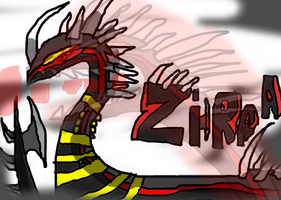 Special gift: Zirra the Adalisk by Dragonrage19