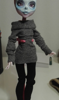 My first doll outfit. What do you think guys... by TriLexi