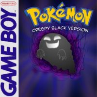 Pokemon Creepy Black by Draikinator