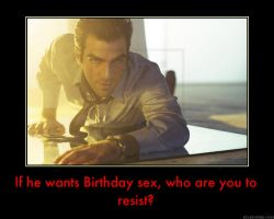 Zachary's B-day pic by EveryBodies-Mistress