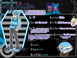HA:: Jamie Frost by Gone4awhile2