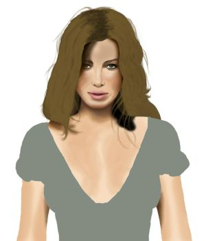 Jessica Biel - WIP by HomeRun217