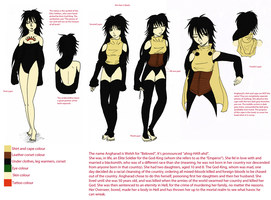 Angharad Reference 2.0 by solemnwar