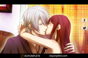 Otome Game:The Seal of Lycoris. by JoliGarcon