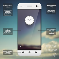 HTC One by Mushcube