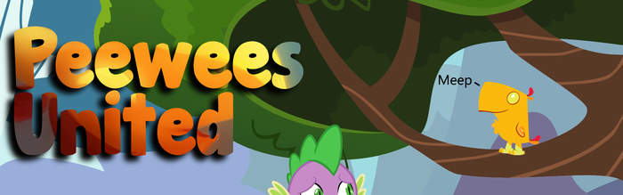 Peewees United Banner by nsaiuvqart
