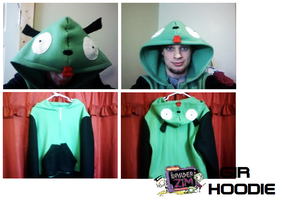 Gir Hoodie by hoity-toity-holiday