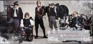 DBSK - 'Classics' by icykins