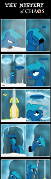 MLP: The mystery of chaos page 56 by stashine-nightfire