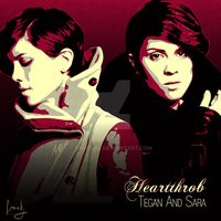 Tegan And Sara by gemusky
