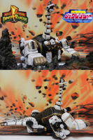 King brachion Ultrazord Titanus by mayozilla