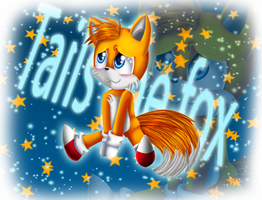 chibi tails by zaameen