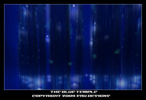 The Blue Temple by sru