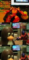 Attack of the Giant Penguin 6 by PurrV