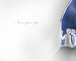 I won't give you up by Duchesse2