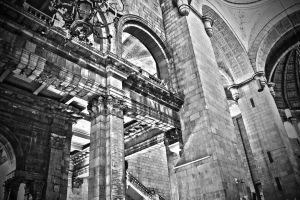 Catedral Toluca I by ArteagaPhotography