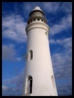 San Salvador: Lighthouse II by shuttermonkey
