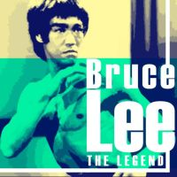 Bruce lee - The Legend by chauhan03