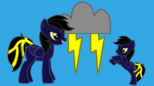 Shadow Thunder by neodarkwing