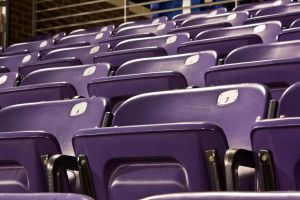 Stadium Seating by silverspoken2005