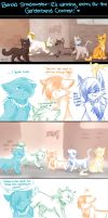 Genderbend Contest prize comic thing by yumisuu
