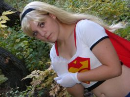 Supergirl by Robinlover