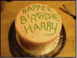 Hagrid's Harry Potter Cke by jfwhitaker