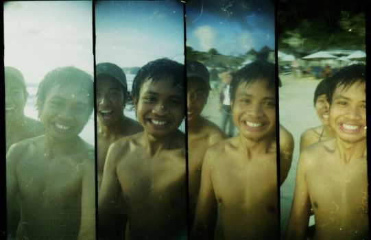 One Eighty with a Supersampler by Ambiyo