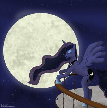The Nocturnal Serenade by Quigon777