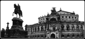 Semperoper by superxhans
