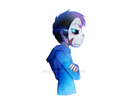 the real delirious stripes shatter 27 0 delirious out of H20 Delirious Fan Art