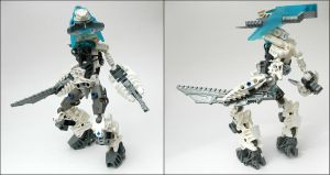 Bionicle MOC - Keerakh by mr-shazam
