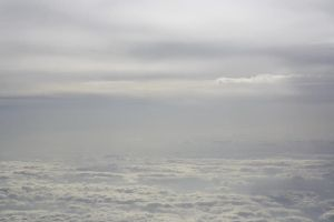 From Above - Clouds 15. by MystStock