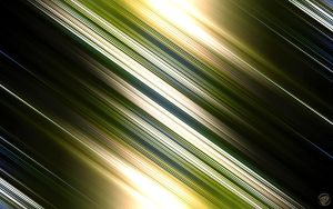 Green and Yellow Steel - Wide by Ingostan