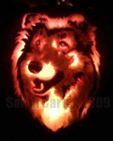 Reveille Pumpkin Carve by sarahcarter