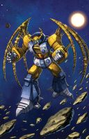 Unicron by Dan-the-artguy