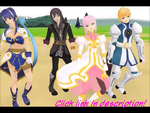 [MMD] Tales of Vesperia- Shake It Off by SakuraNights