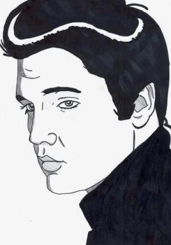 Elvis Presley by ElvisPresleyFan3577