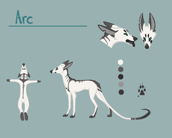 WIP Arc ref 2013 by Arckit