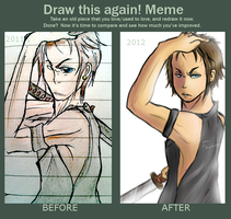 Another improvement meme by Fourtress