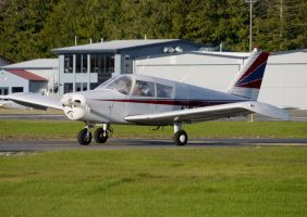 Piper PA-28-140 by shelbs2