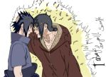 Itachi X Sasuke by Marvell44