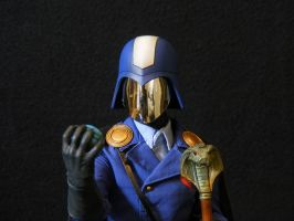 Sideshow Collectibles Cobra Commander 2 by maulsballs