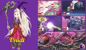 Viridi Super Smash Bros. Moveset by Hyrule64