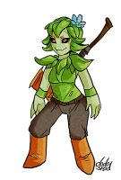 Floran Fighter by dodostad