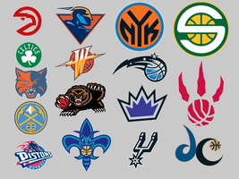 NBA Alternate Dock Icons by KneeNoh