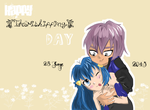 Ikarishipping day 2015 by Nightmare-Moon-L135