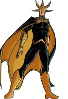 Aztek Redesign by Jorell-Rivera